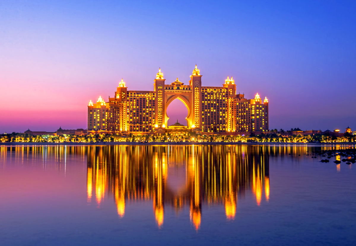 Atlantis Resort in Dubai