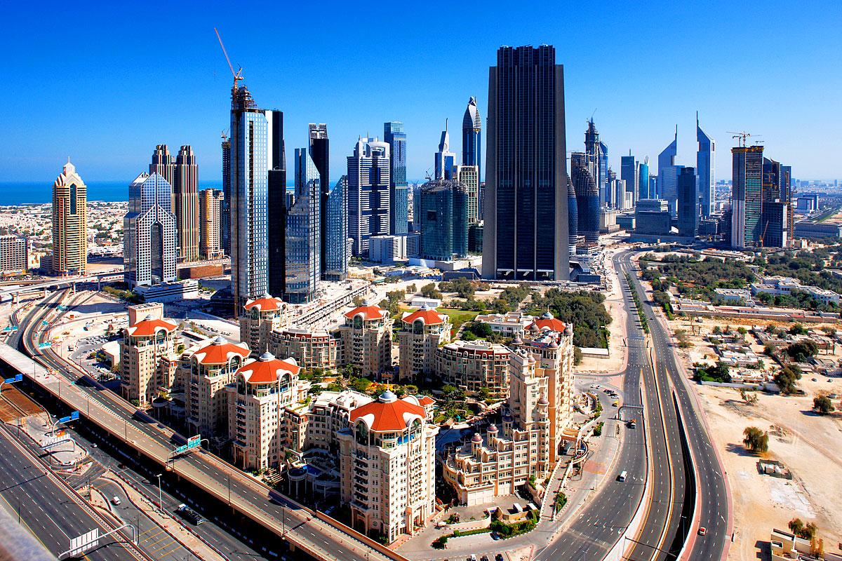 DIFC - Dubai International Financial Center