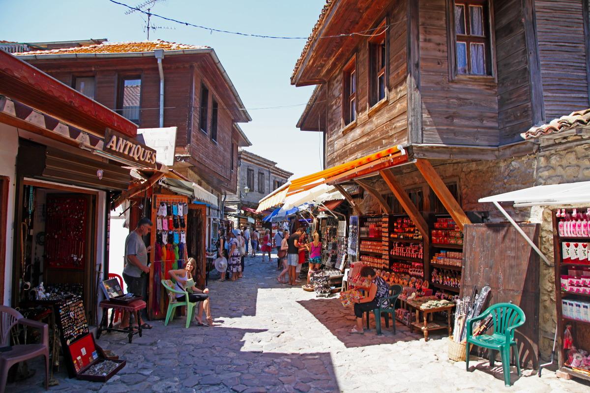 Nessebar in Bulgarien