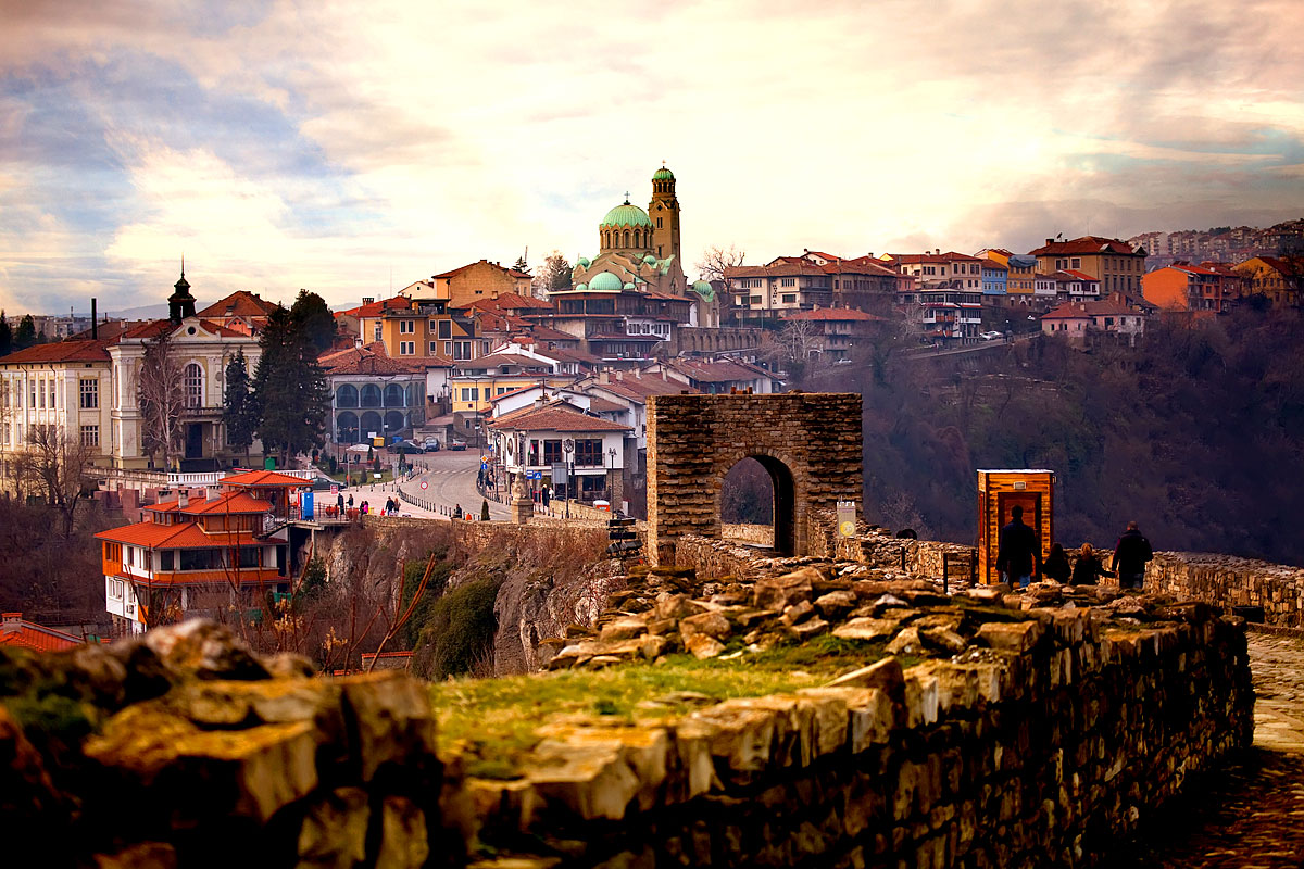 Tarnovo in Bulgarien