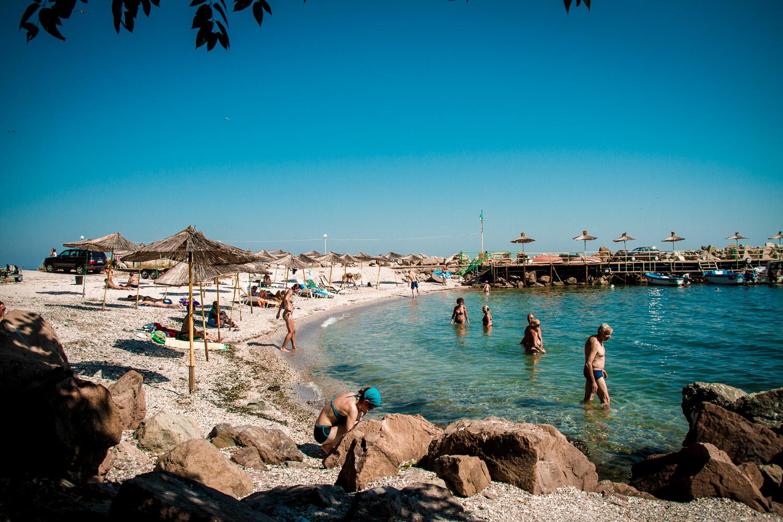 Strand bei Nessebar