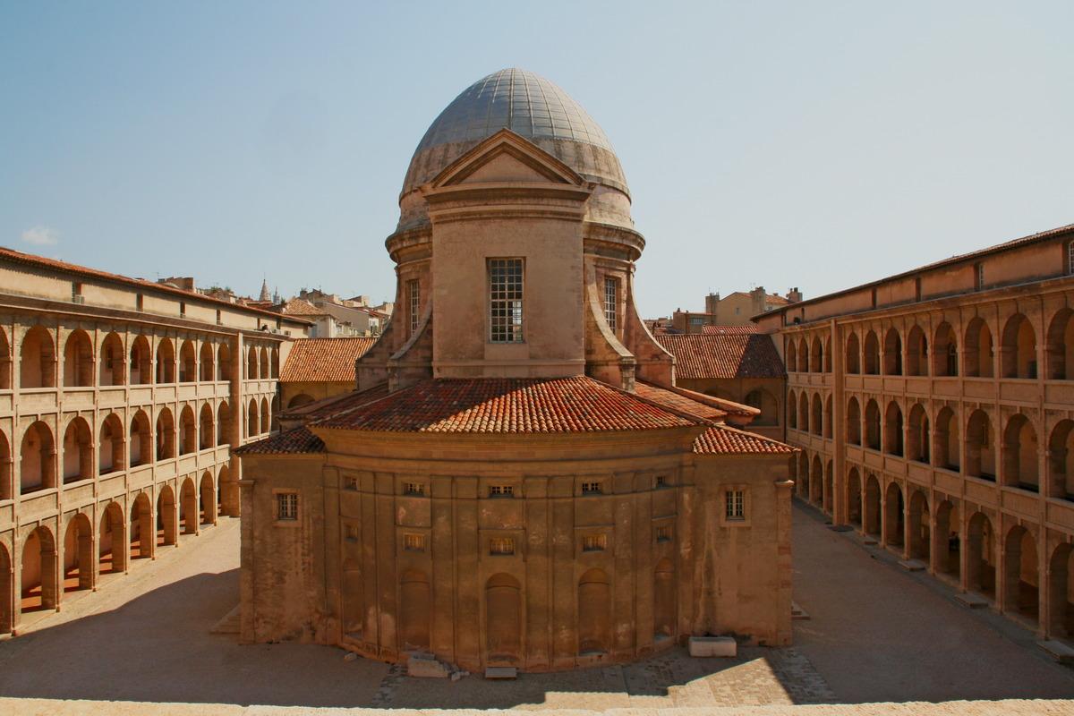 Vieille Charite in Marseille
