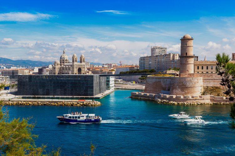 Marseille Sehenswürdigkeiten