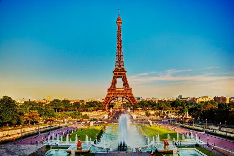 Sehenswürdigkeiten in Paris