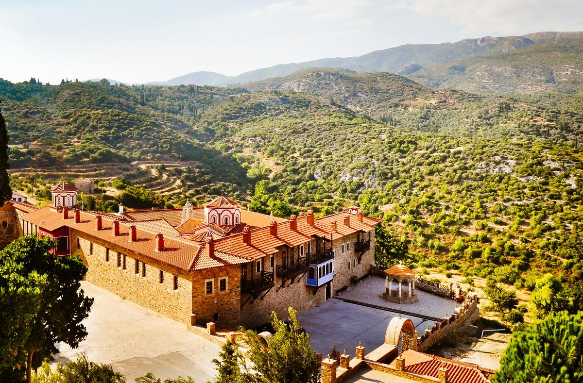 Kloster Megali Panagia auf Samos