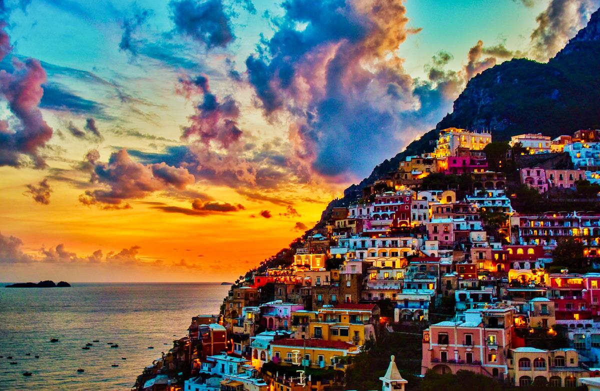 Italien Steckbrief, Bilder, Vorwahl, Flagge, Karte & Einwohner