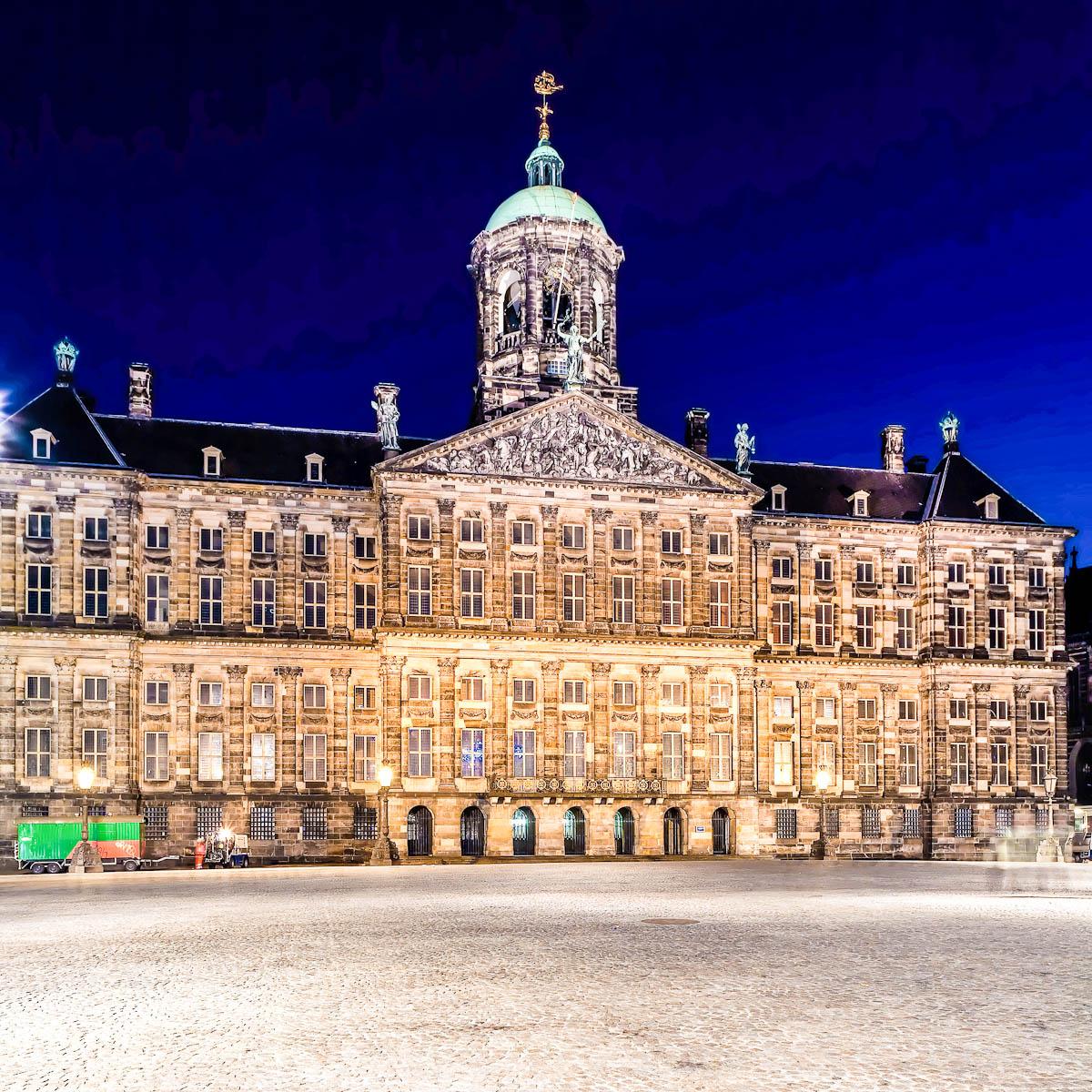 Amsterdam: Königlicher Palast (Paleis op de Dam)