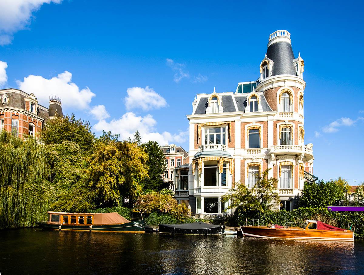 Villa in Amsterdamams