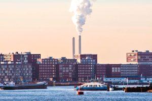 Amsterdamer Hafen