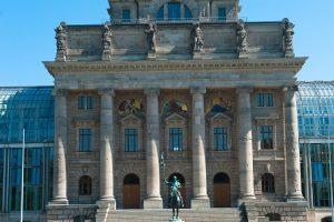 Altes Armeemuseum / Bayerisches Armeemuseum in München