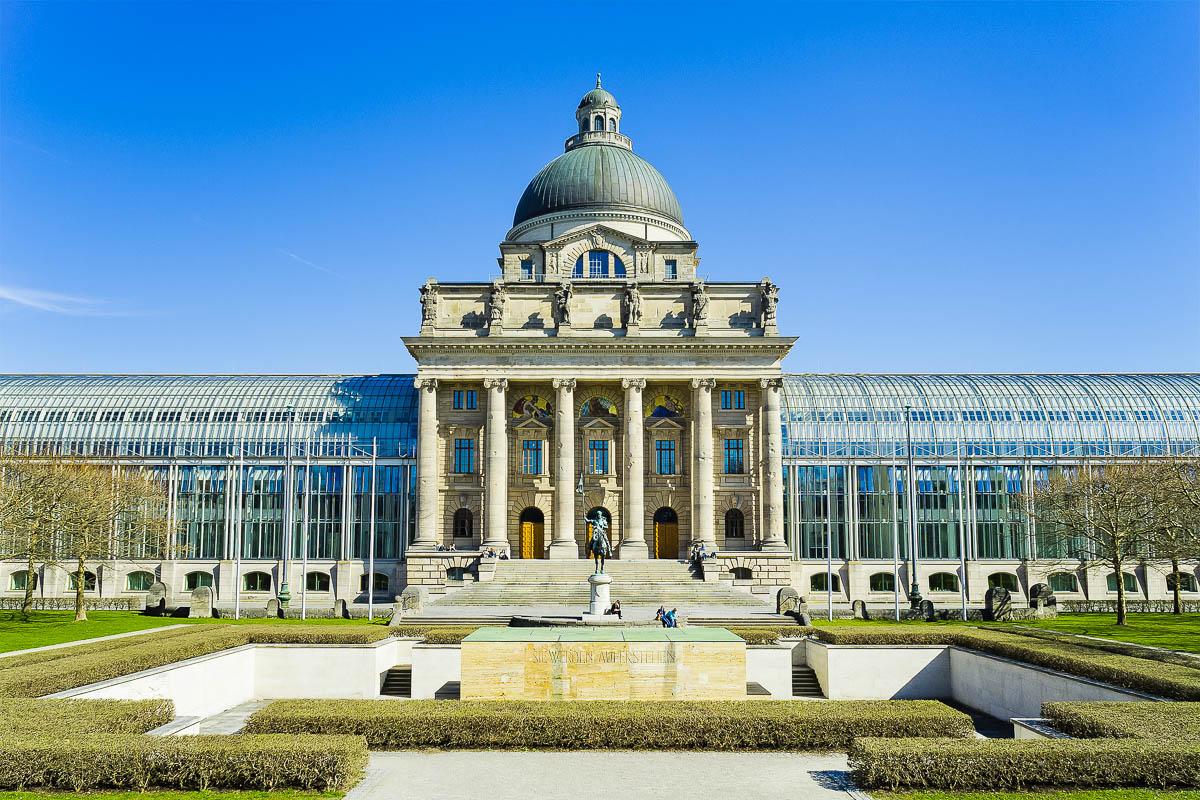 Bayerische Staatskanzlei in München