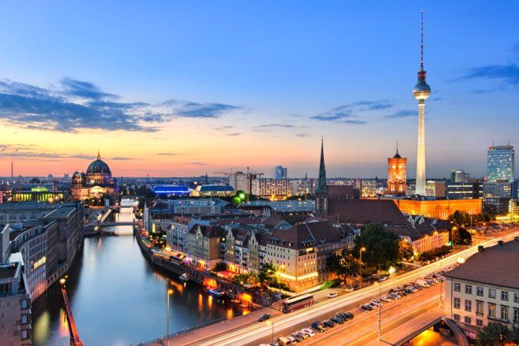 Deutsche Großstädte