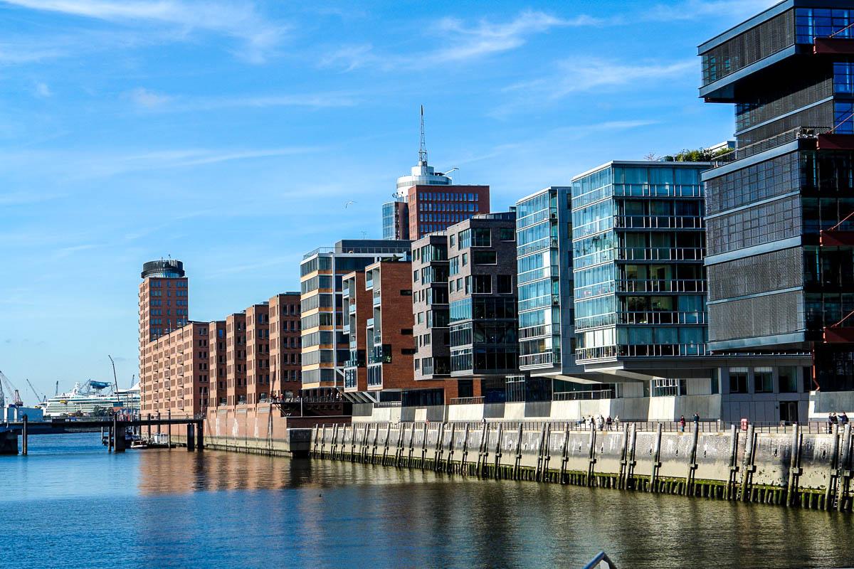 Foto der Hamburg Hafencity