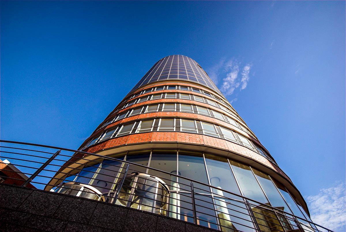 Hanseatic Trade Center (HTC) in Hamburg