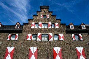 Historisches Gebäude in Köln