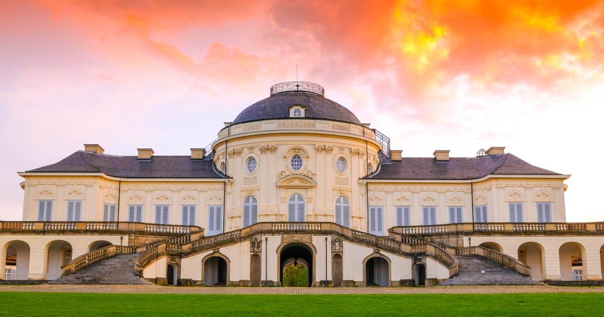 Schloss Solitude in Stuttgart