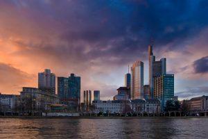 Skyline Frankfurt am Main - HDR