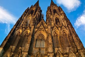 Türme des Kölner Doms