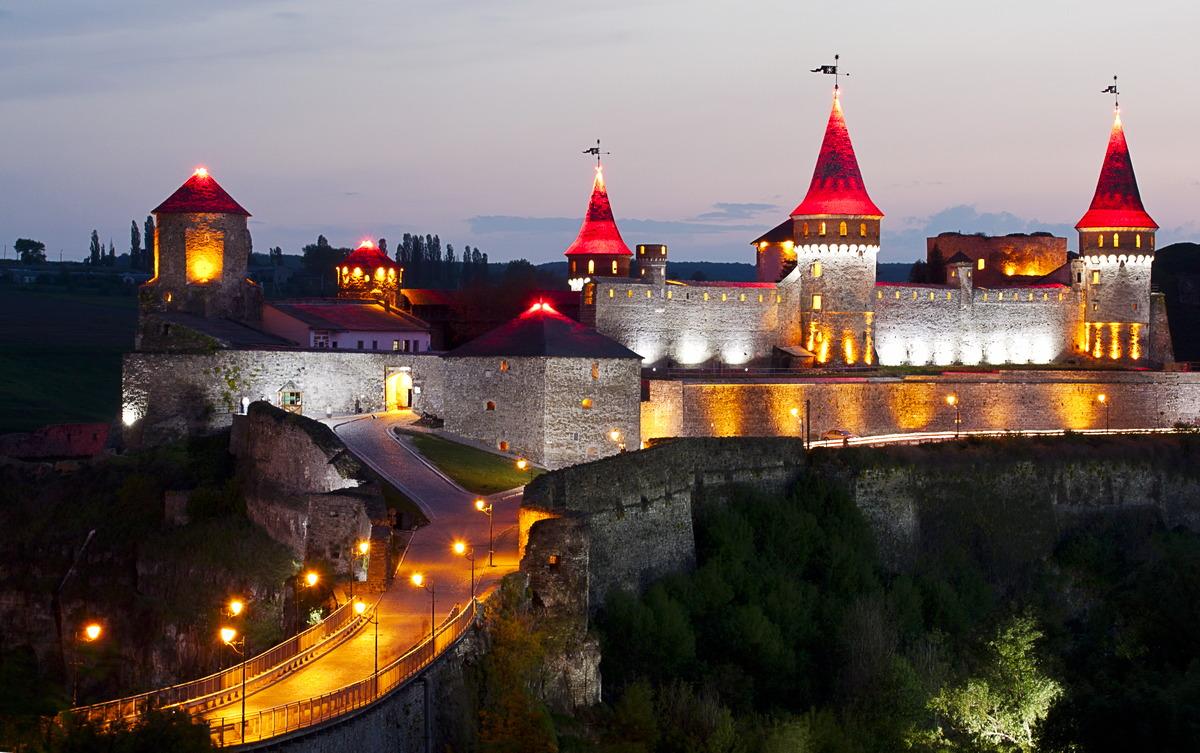 Festung von Kamjanez-Podilskyj