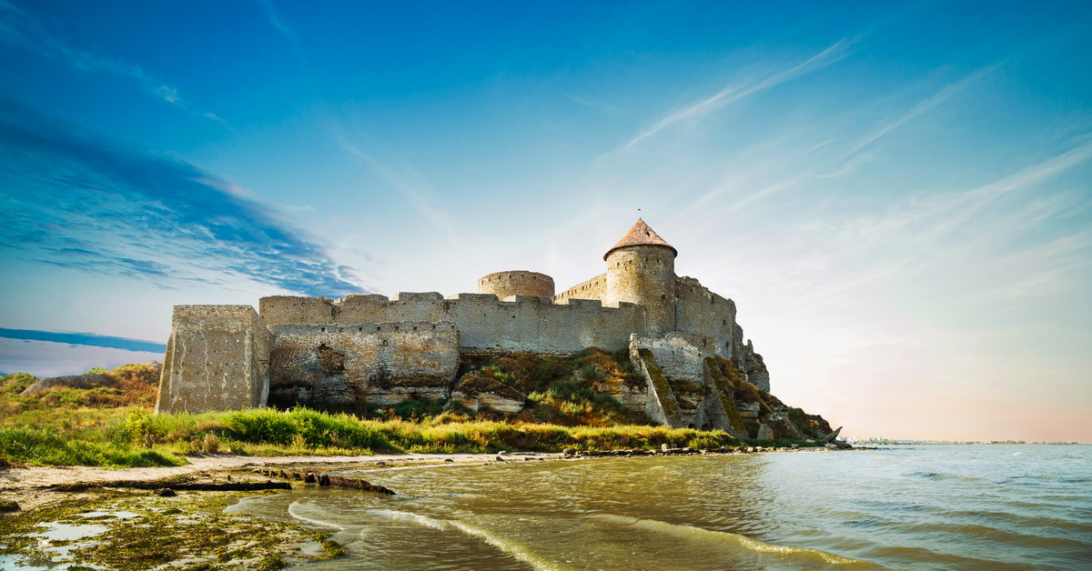 Festung Akkerman bei Bilhorod-Dnistrowskyj