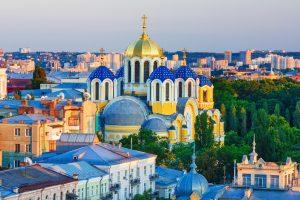 Wladimirkathedrale in Kiew