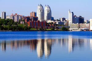 Dnipro - die viertgrößte Stadt der Ukraine