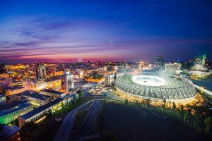 Olympiastadion in Kiew