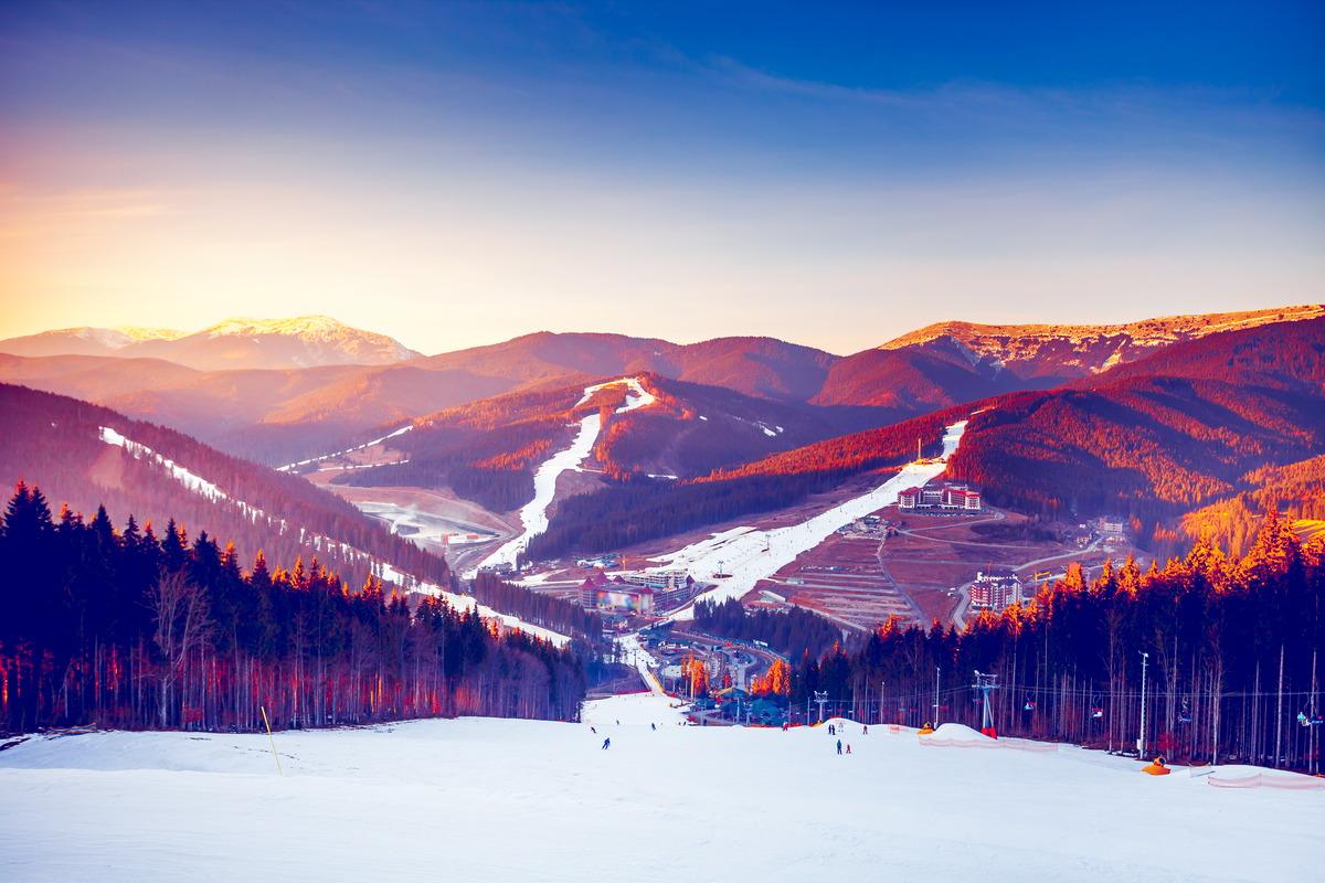 Bukowel Ski-Ressort
