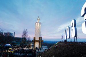 Gedenken an die Hungersnot von 1932/33 (Holodomor)