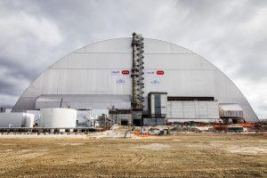 Reaktor von Tschernobyl