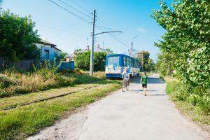 Straßenbahn in Konotop