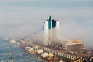 Hotel Odessa am Seehafen von Odessa