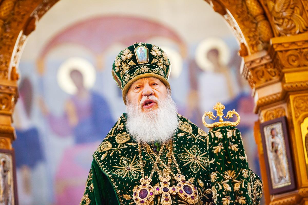 Orthodoxer Geistlicher in Odessa