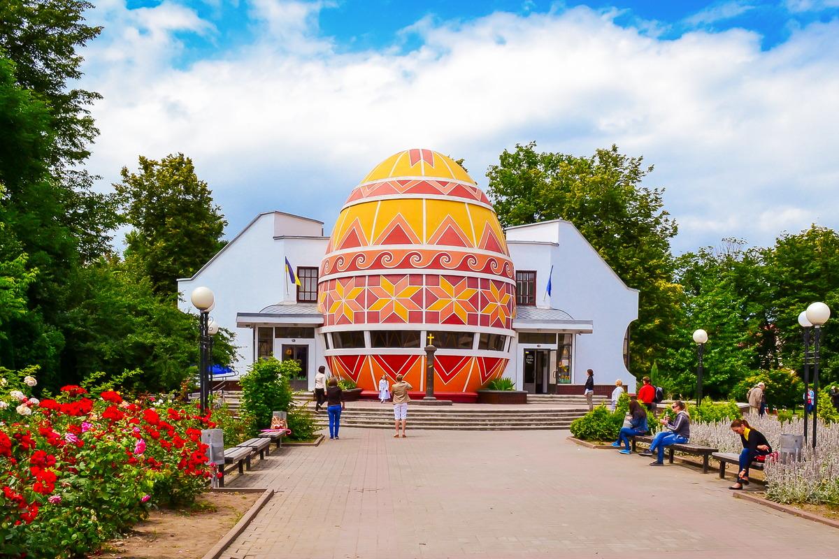 Ostereiermuseum in Kolomyja