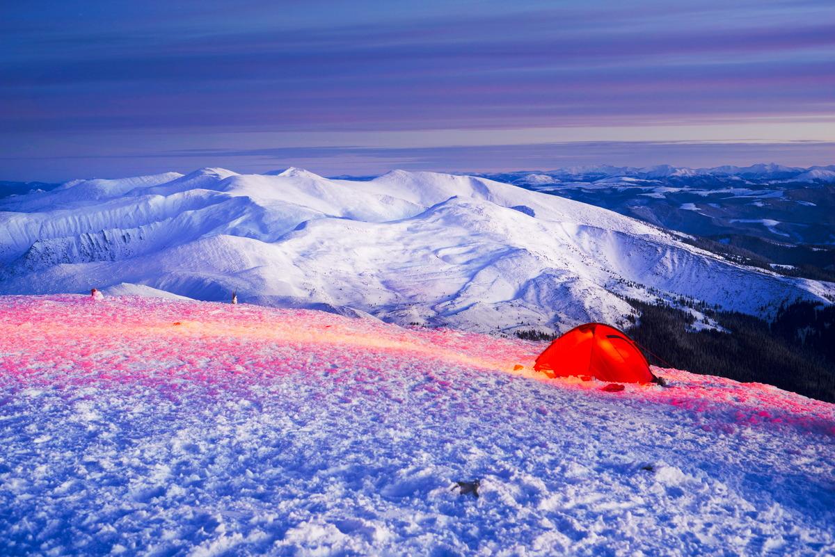 Howerla – der höchste Berg der Ukraine