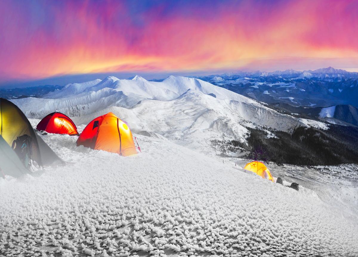 Howerla - der höchste Berg der Ukraine