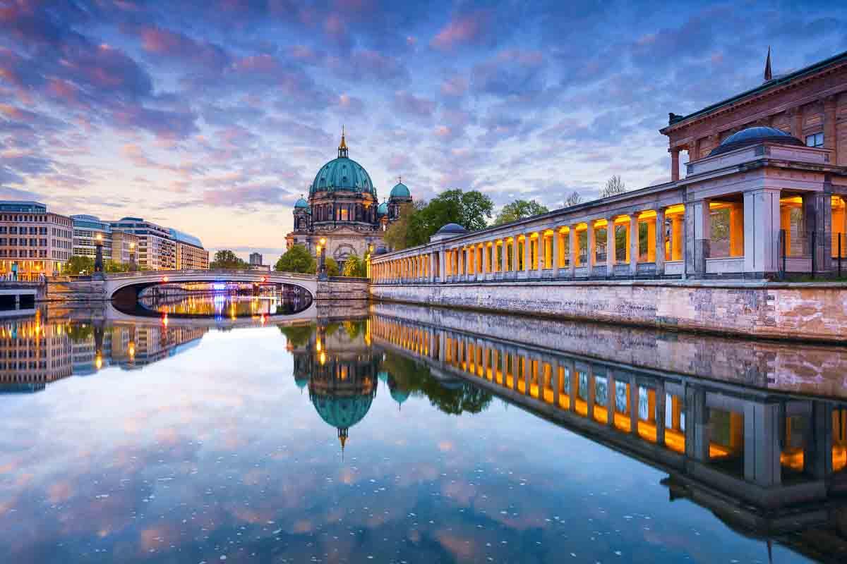 Berliner Dom und Museumsinsel