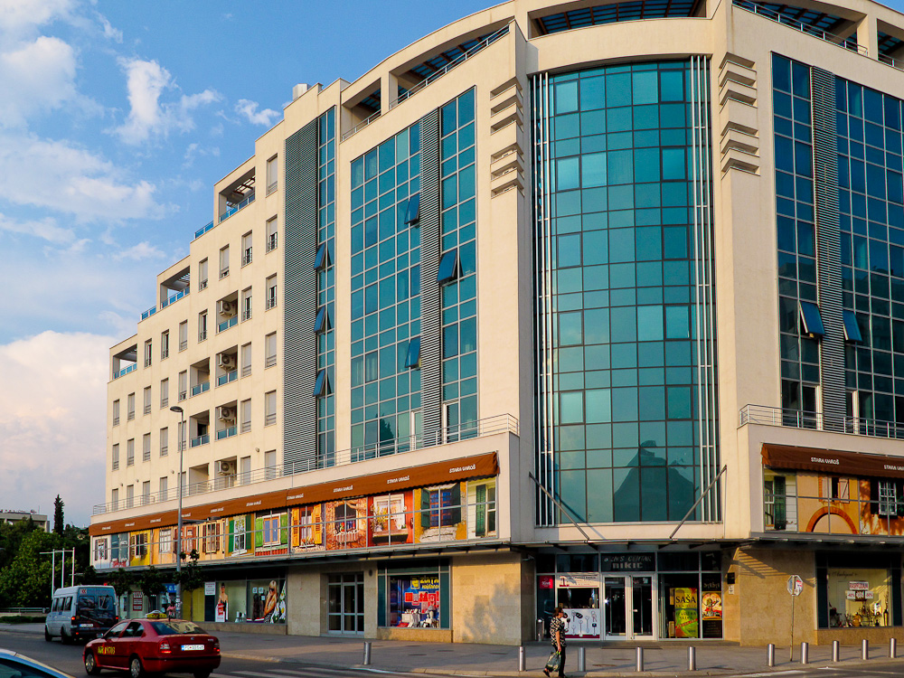"Business Center ""Biznis Zentar Nikic"" in Podgorica"