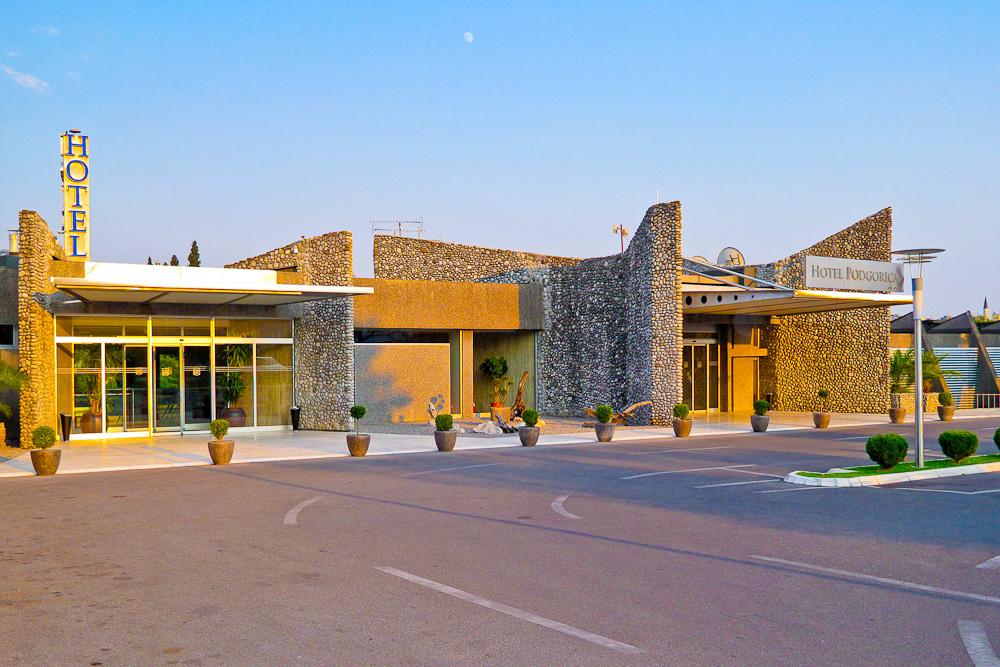 """Hotel """"Podgorica"""""""