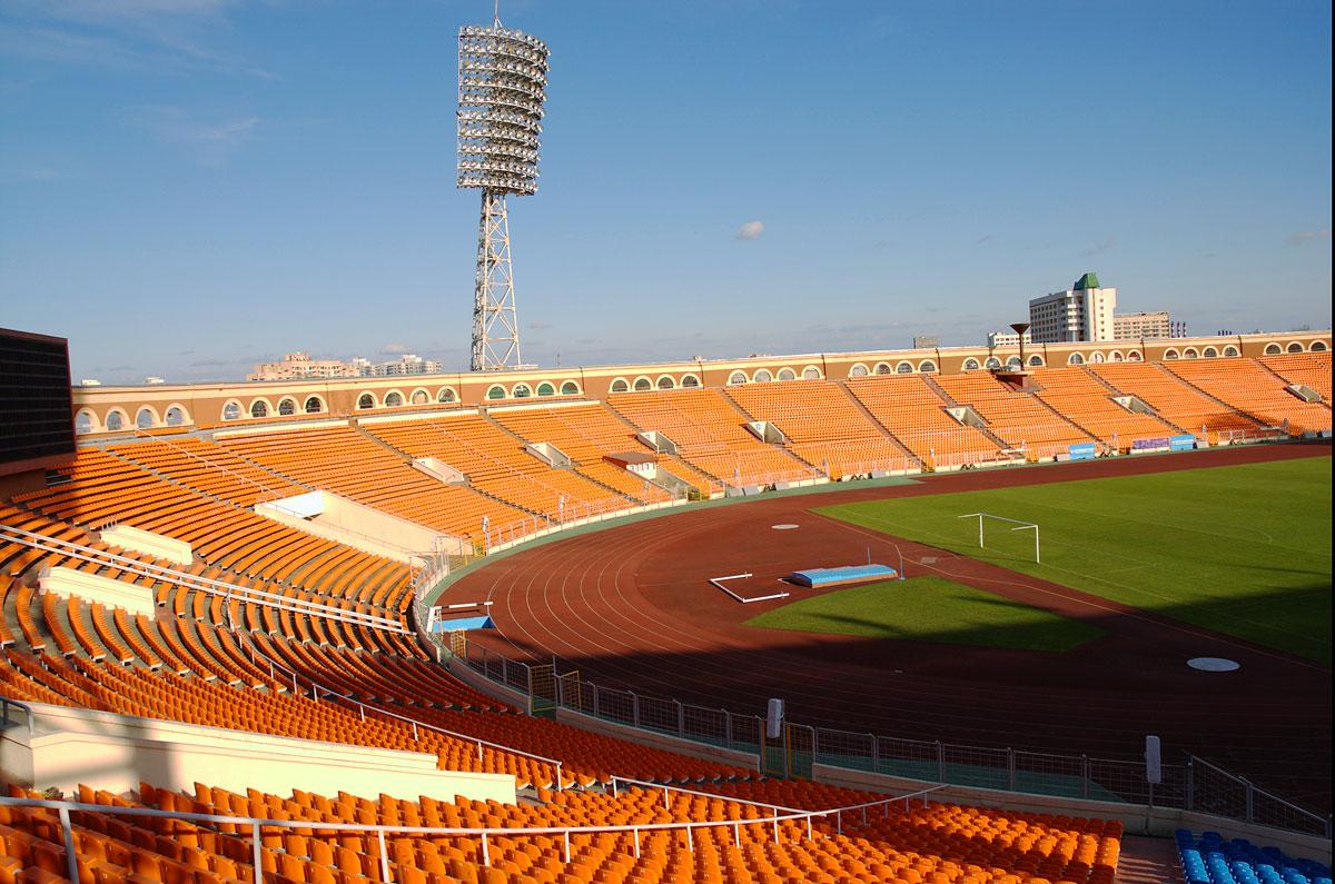 Minsk: Stadium
