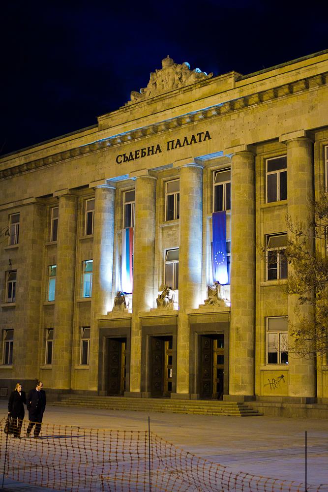 Palast der Justiz Rousse