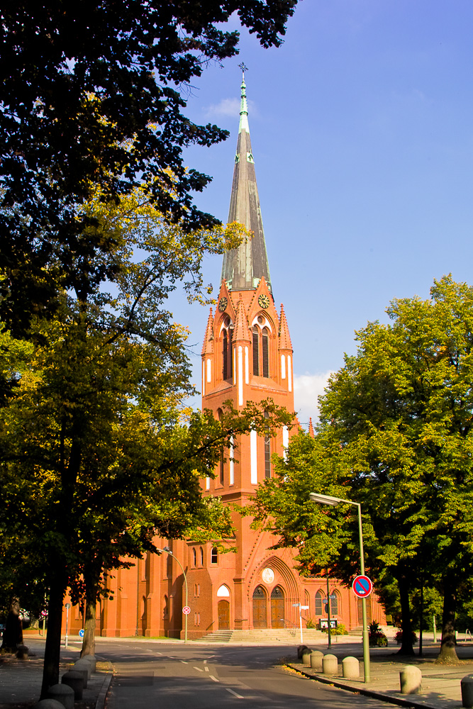 Pauluskirche in Berlin-Zehlendorf