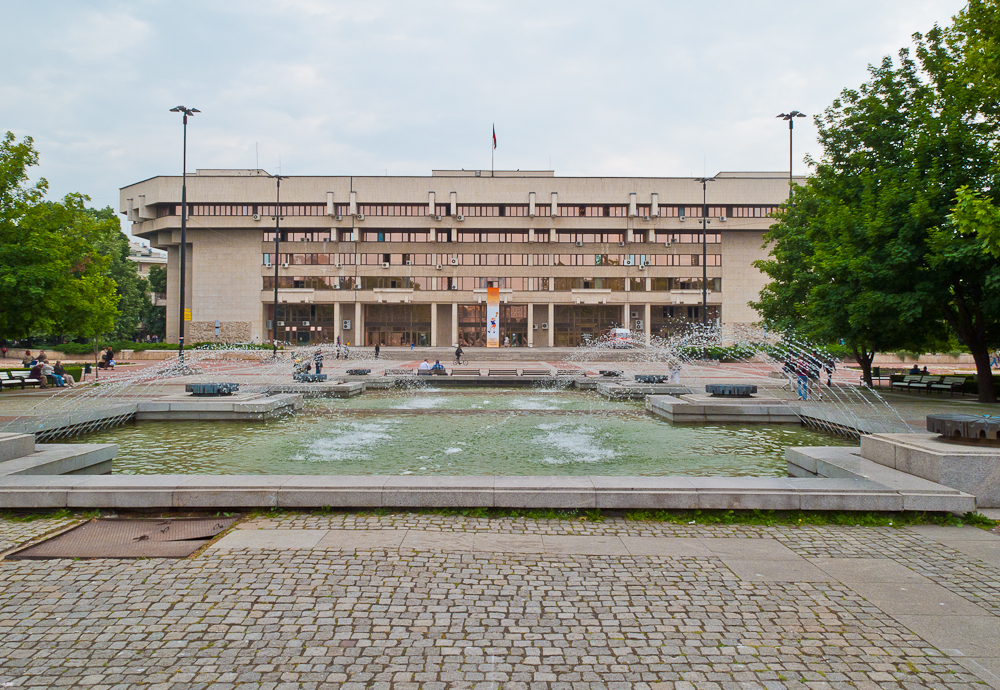 Rathaus, Rousse