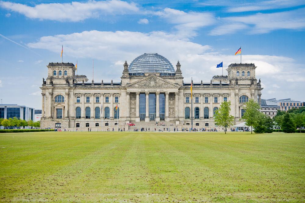 Reichstag, Berlin – Sitz des Deutschen Bundestags