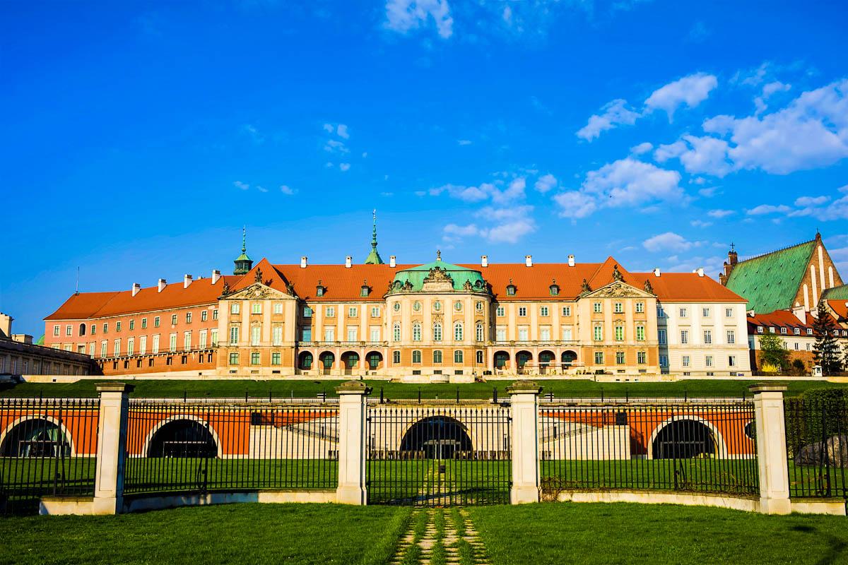 Warschauer Königsschloss