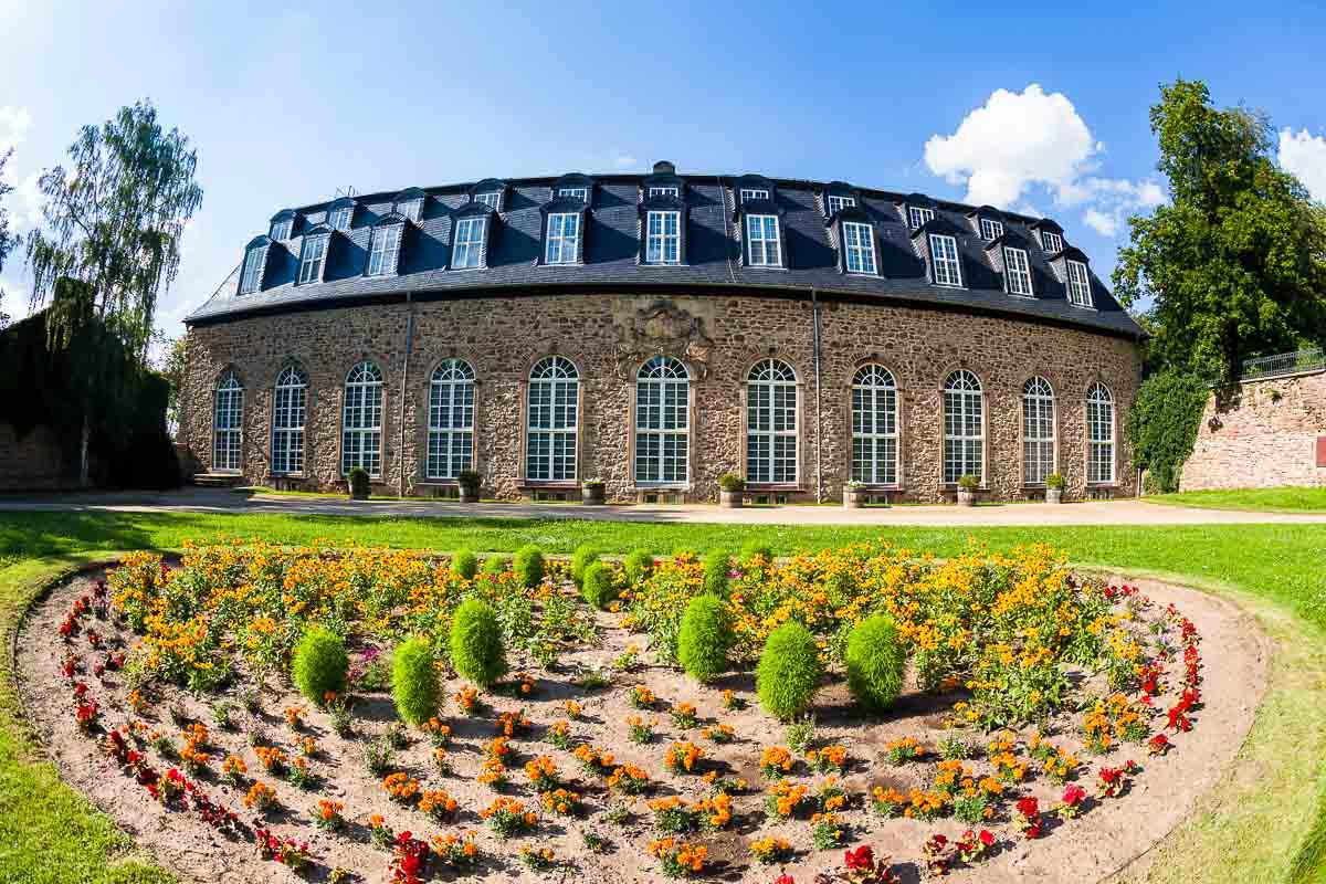 Orangerie in Wernigerode