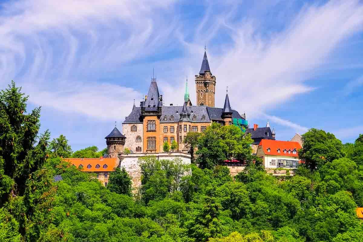 Schloss in Wernigerode