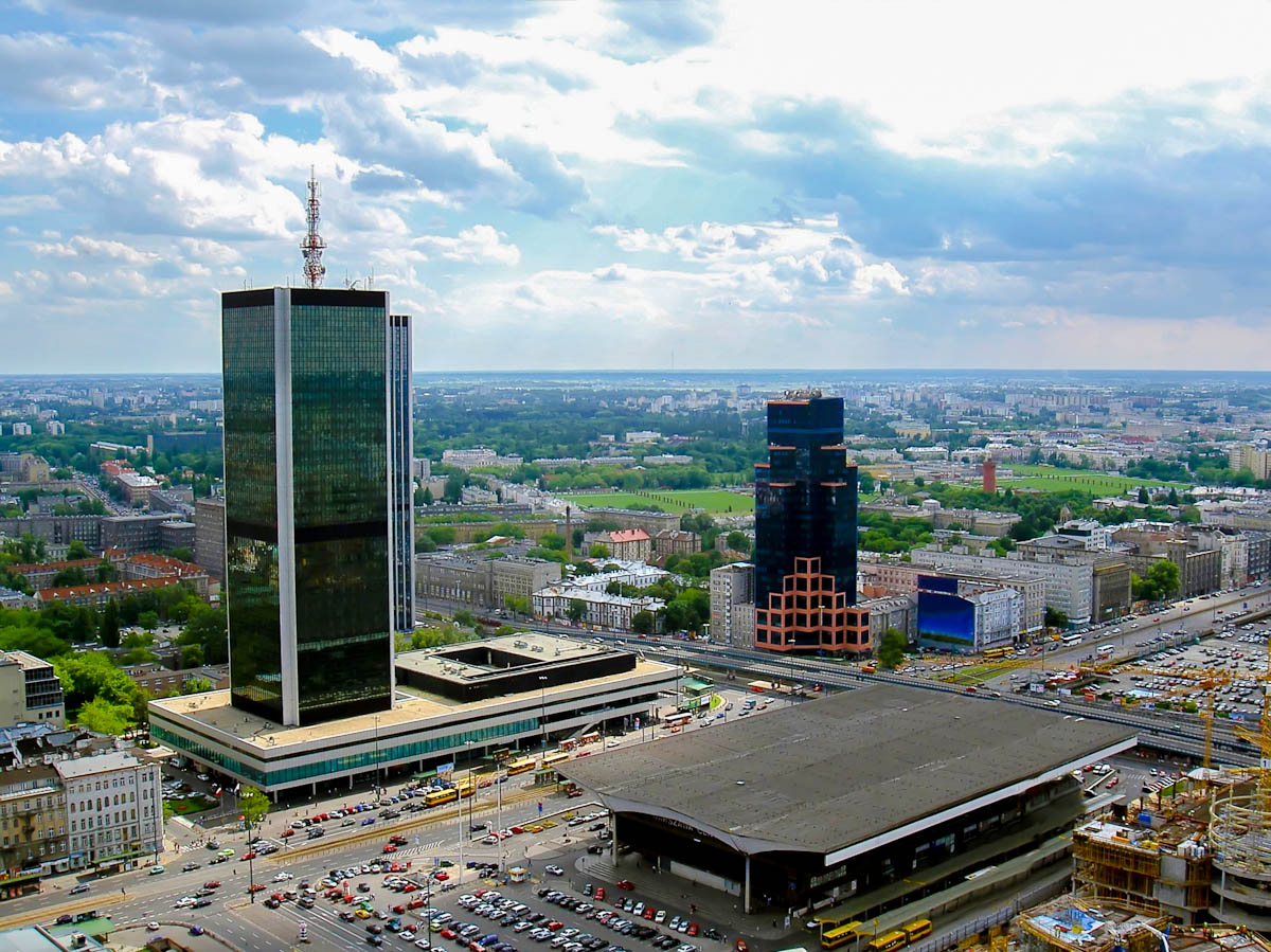 Warschau Zentrum