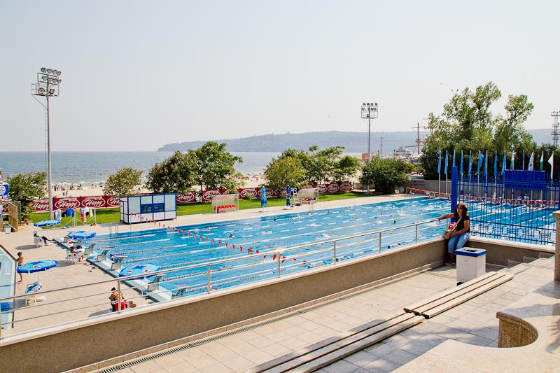 Schwimmbad in Varna