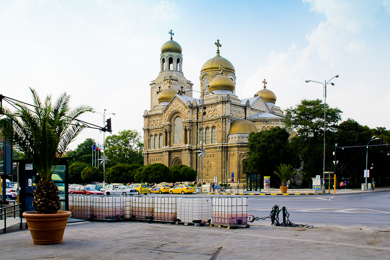 Muttergottes-Kathedrale in Varna